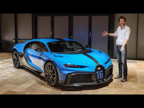 Bugatti Chiron Pur Sport: In-Depth First Look | Carfection