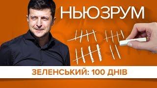 Президент Зеленський: перші 100 днів на посаді | НЬЮЗРУМ #127