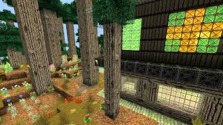 A Plethora of Plants, Podzol and Stained Glass.