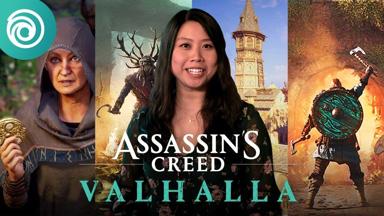 Assassin's Creed Valhalla - Ubisoft Forward Juin 2021VOSTFR