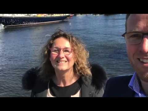 """HENRIËTTE WOORT OP URK: """"DE WEEËN ZIJN BEGONNEN"""" - Vlog 11# Arjan Baan"""