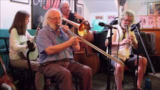 The Grangetown Bumps at Cafe Jazz, Sandringham Hotel Cardiff, 10th July 2018