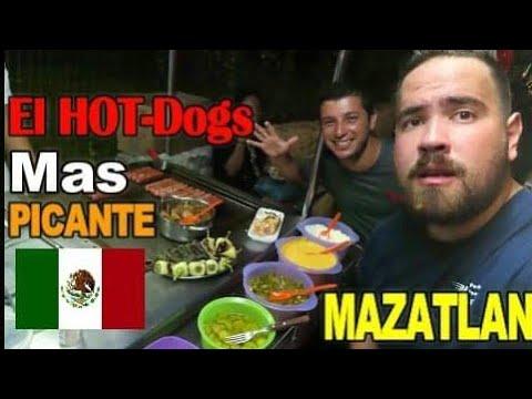 El mejor HOT - Dogs de Mexico 2$ le ponen de todo
