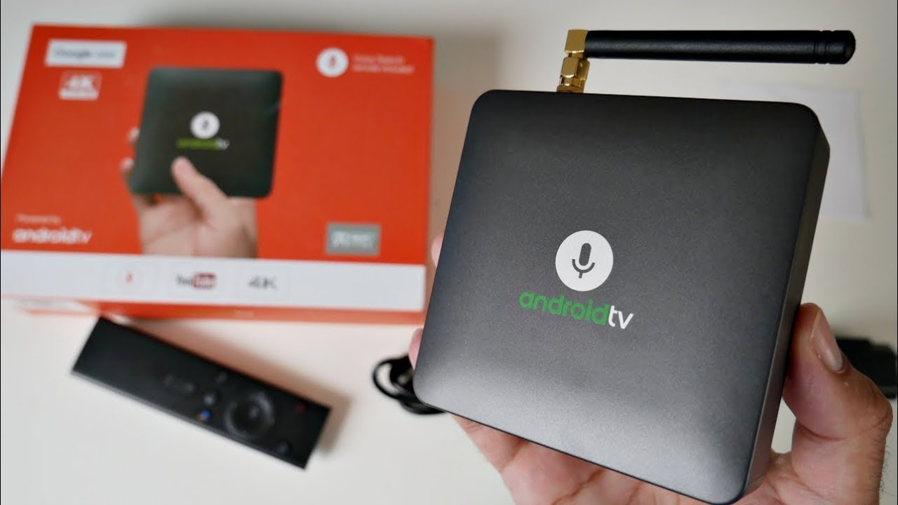 MECOOL KM8 Android 8 OREO TV BOX - Official ATV ?