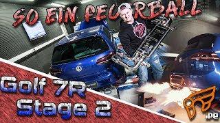Golf 7R |  IPE-F1 Exhaust Klappenauspuff + Stage 2 Leistungssteigerung | SimonMotorSport | #390