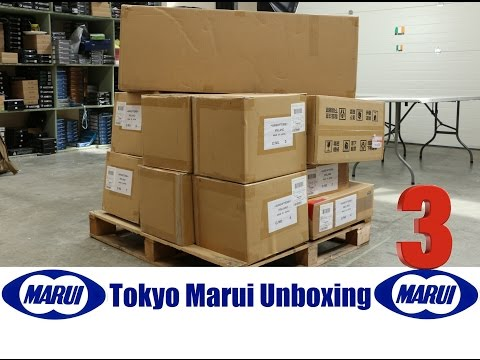 Massive Tokyo Marui Airsoft Unboxing Number Three