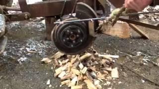 Wood Chunker Wood Slicer