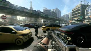 Call of Duty Advanced Warfare Level 3 - maxed out 1440p PC - 60fps/fov 90