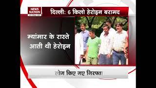 Delhi Police busts international drug racket; recovers 6 kg heroine worth Rs 24 crore