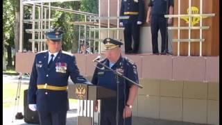 Присвоение 137 десантному полку наименования ''Рязанский''