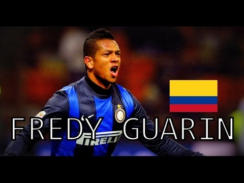 Fredy Guarin • Goals & Skills • F.C. Inter and Colombia
