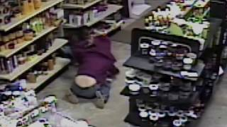 Good Samaritan Protects Child During Armed Robbery