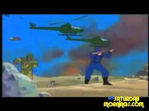 GI JOE A real american hero Tomahawk Hélicoptère Grande Missile 1986
