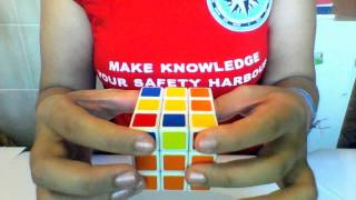 Slowcubing - proud to be a slowcuber