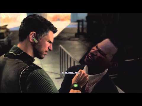 Splinter Cell Conviction All Interrogations