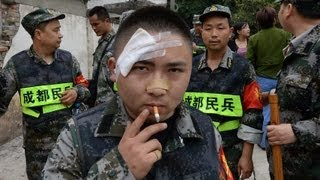 How Perceived Corruption Taints China Quake Relief
