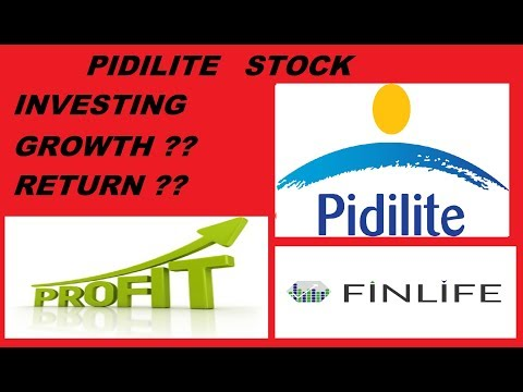 LONG TERM INVESTMENT IN PIDILITE
