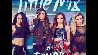 Little Mix Touch (Lyrics)