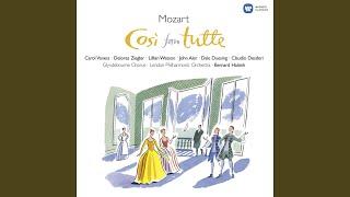Così fan tutte K588, Act One, Scene One: Terzetto: Una bella serenata (Ferrando/Guglielmo/Don...