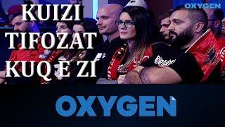 OXYGEN Pjesa 2 Kuizi - Tifozat Kuq e Zi 17.11.2018