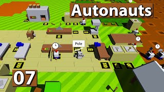 Autonauts | Update 11.1 Jean ► #7 ► Lets Play Roboter Simulator deutsch german