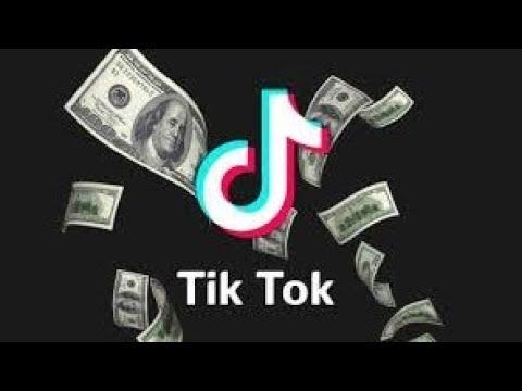 Как заработать деньги на киви или вебмани без вложений. Через TikTok.
