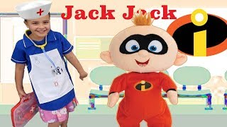 The Incredibles 2 Baby Jack Jack is Sick. Incredibles 2  Jack Jack funny moments compilation.