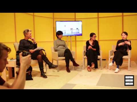 GS2016 The Arena | Round Table – How to reshape Asian creativity in a European Context