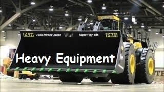 The Biggest - Heavy Equipment in the World Video