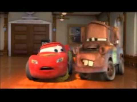 Relâmpago McQueen e Mate trocando uma idéia Travel Video