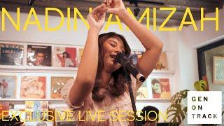 Download NADIN AMIZAH - BERTAUT & TARUH LIVE SESSION - GENONTRACK