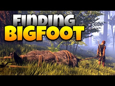 Finding Bigfoot - The Hunt for the Mighty Sasquatch! - Let's Play Finding Bigfoot Gameplay