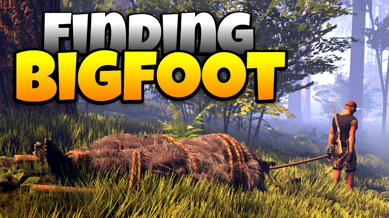 Bigfoot Hunting Multiplayer - Apps on Google Play