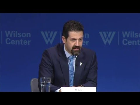 From ISIS to Declining Oil Prices: Qubad Talabani on the Kurdistan Regional Government's Challenges