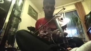 Chinna Chinna Aasai Violin Cover