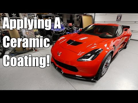 How To Apply A Ceramic Coating!