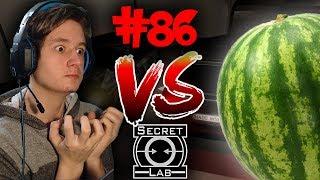 IGRAM Z MORIZETEM NA KREW I ŻYCIE! | SCP Secret Laboratory #86
