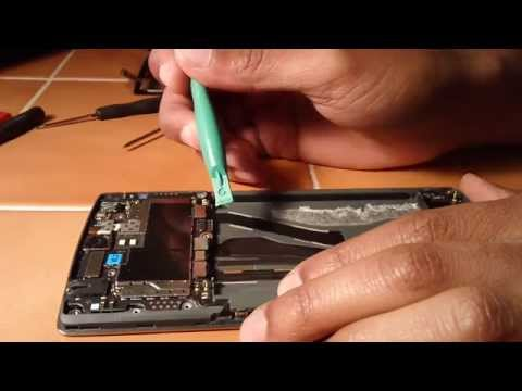 HOW TO: REPLACE ONEPLUS ONE SCREEN (OPO Disassembly Tutorial) EASY COMPLETE TEARDOWN