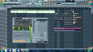Pitbull Ft.Usher & Afrojack - The Party Aint Over (RocksnRags Fl studio Drop Remake) With FLP!!!