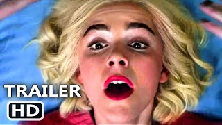 O MUNDO SOMBRIO DE SABRINA Temporada 4 Trailer Brasileiro LEGENDADO (2020) Kiernan Shipka, Netflix