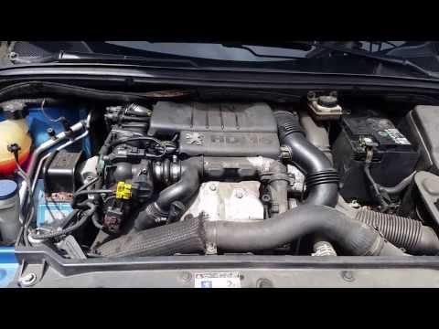 2004 PEUGEOT 307 16v 1.6 HDI DIESEL 9HZ ENGINE RUNNING @ ALLSTAR BREAKERS 22/06/2015