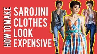 How To Make Cheap Sarojini Nagar Clothes Look Expensive ?