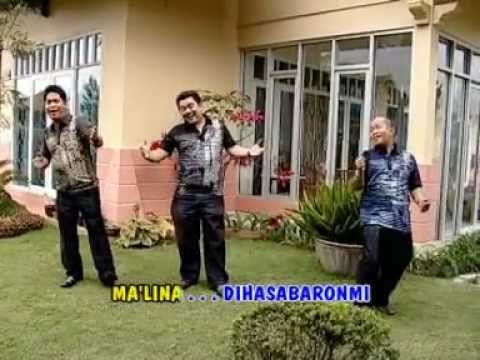 Lagu Batak :: Ma'lina :: Simenstar Trio :: [HD]