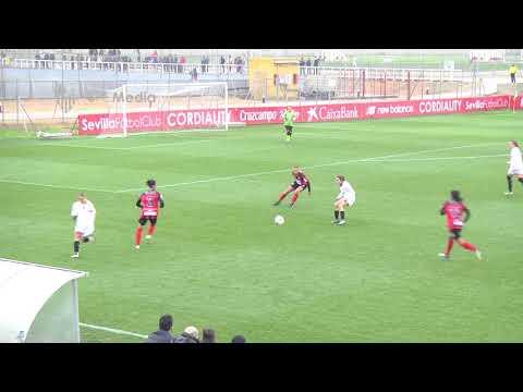 Resumen Sevilla FC Femenino- Sporting Club de Huelva. 14/01/18. Sevilla FC Femenino