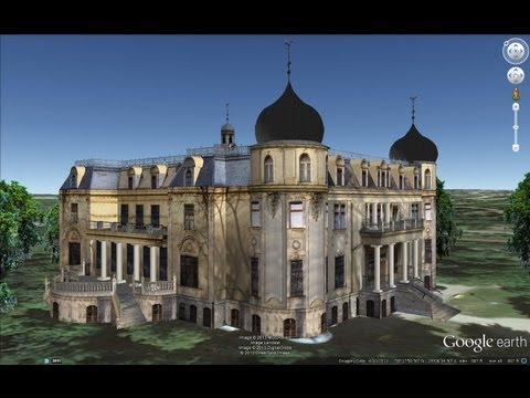 HISTORICAL PLACES OF POLAND IN GOOGLE EARTH PART FIVE ( 5/9 )