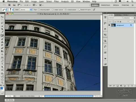 how to make a rectangle without fill in photoshop cs5