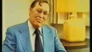 Bill Haley Interview(Bill Haley interviewed at the start of his UK tour in March 1979. Also featured are Bill's manager, Patrick Malynn and legendary British DJ, Alan 'Fluff' Freeman., 2007-07-11T17:42:42.000Z)