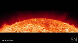 Download Lagu Watch spicules emerge near the sun's surface | Science News mp3