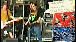 "The Offspring - Sydney 26.01.1995 ""Big Day Out""-Festival"