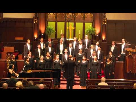 USC Chamber Singers: Grace Before Sleep by Susan LaBarr, Dr. Jo-Michael Scheibe, conductor